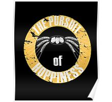 The Pursuit of Hoppiness Beer T-Shirt Poster