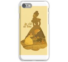 Belle - Yellow iPhone Case/Skin