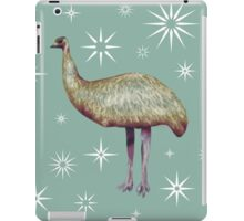 green emu  iPad Case/Skin
