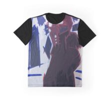 Figure in the Woods Graphic T-Shirt