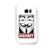 V - Disobey  Samsung Galaxy Case/Skin