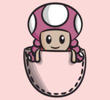 Pocket Toadette Kids Clothes