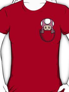 Pocket Toadette T-Shirt
