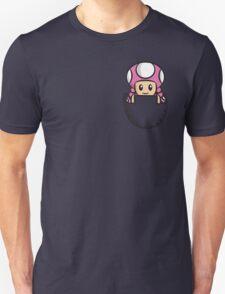 Pocket Toadette Unisex T-Shirt