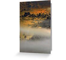 Cloud Atlas Greeting Card