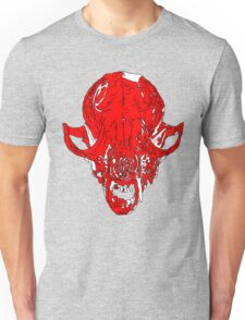 Fox Skull Unisex T-Shirt