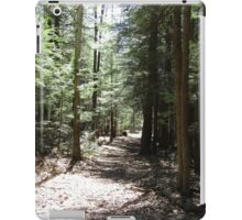 Forest Trail iPad Case/Skin