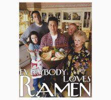 Everybody Loves Ramen Kids Tee
