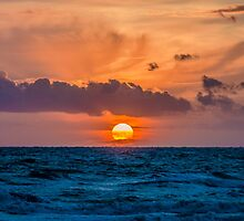 Dutch Sunset by AlexFHiemstra
