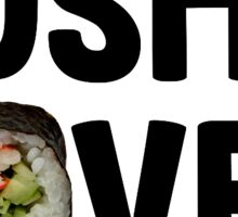 Sushi Lover Sticker