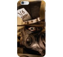 Gas Hatter iPhone Case/Skin