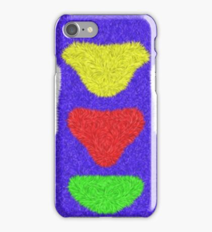 Random colorful unique art iPhone Case/Skin