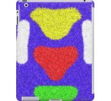 Random colorful unique art iPad Case/Skin