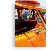 see the camper Canvas Print