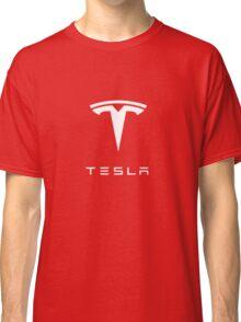 Tesla Logo Merchandise Classic T-Shirt