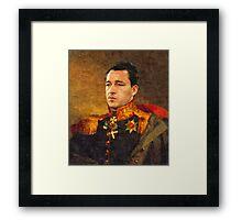 John Terry Framed Print
