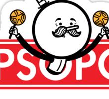 Popsopoly Sticker