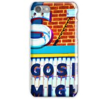 Gospel at the Strand iPhone Case/Skin