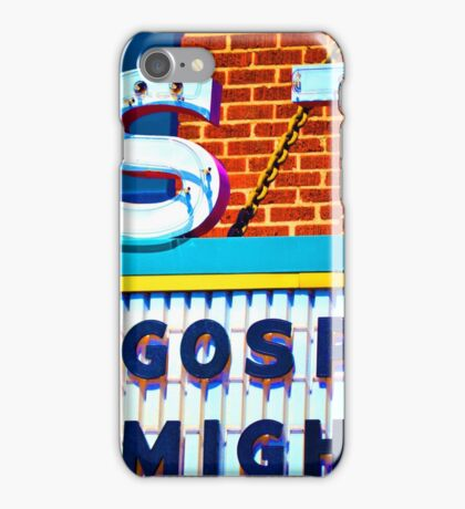 Gospel at the Strand iPhone Case/Skin