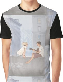 You Had Me At Hello Graphic T-Shirt