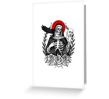 Infamous Crow's Nest Greeting Card