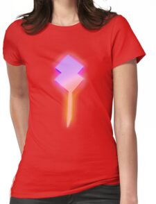 Cool Logo Womens Fitted T-Shirt