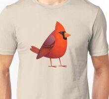 Masked Cardinalis Unisex T-Shirt