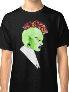 The Mohawk Elf Princess Classic T-Shirt