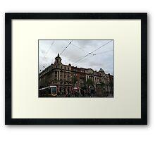 O'Connell Street Dublin Framed Print