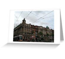 O'Connell Street Dublin Greeting Card