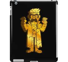 Bills Golden Backscratcher! iPad Case/Skin