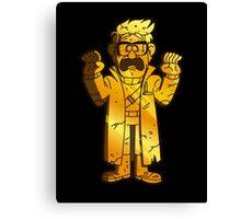 Bills Golden Backscratcher! Canvas Print