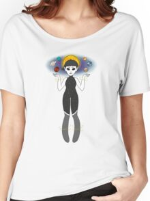 Space Witch Women's Relaxed Fit T-Shirt