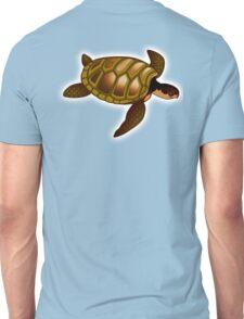 TURTLE, Green, sea turtle Unisex T-Shirt