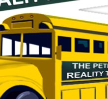 Seinfeld Kramer Peterman Reality Tour Shirt Sticker