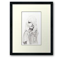 Chica 1 Framed Print