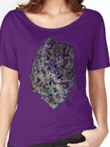 Purple Bud #11 Women's Relaxed Fit T-Shirt