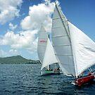 regatta time in Carriacou by globeboater