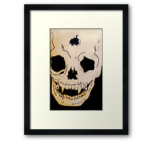 Death Of The Undying Framed Print