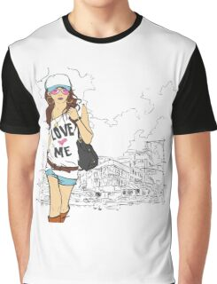 love me Graphic T-Shirt