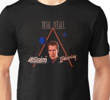 TOTAL RECALL - NES CLASSIC GAME Unisex T-Shirt