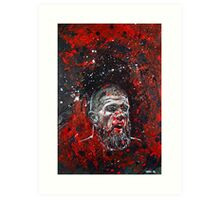 """Court Mcgee""  Art Print"