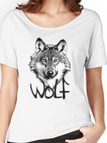 Wolf 6 Women's Relaxed Fit T-Shirt