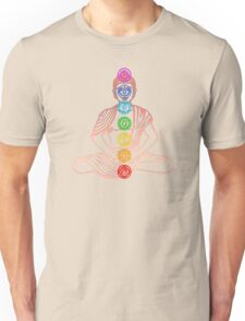 The Seven Chakras Unisex T-Shirt