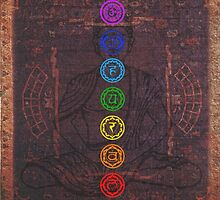 The Seven Chakras by Daniel Watts