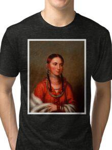 Eagle of Delight Tri-blend T-Shirt