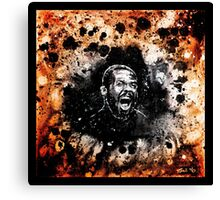 "Jon ""Bones"" Jones Canvas Print"