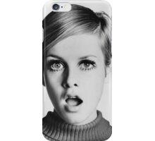Twiggy + Oyster iPhone Case/Skin