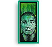 """Jose Aldo""  Canvas Print"