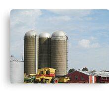 Harvest-Ready Canvas Print